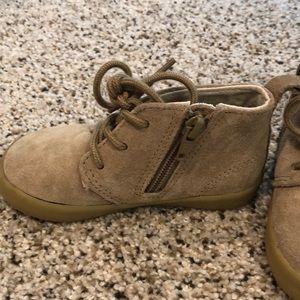 GAP Shoes - Gap boys khaki boots